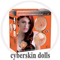 Cyberskin Fantasy Inflatable Sex Dolls